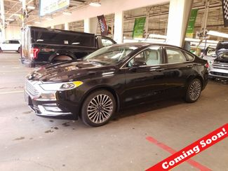 2017 Ford Fusion in Cleveland, Ohio