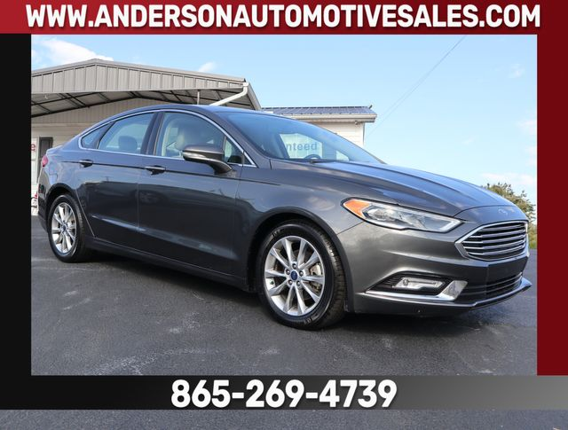 2017 Ford Fusion SE in Clinton, TN 37716