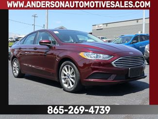 2017 Ford Fusion SE in Clinton, TN 37716