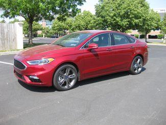 2017 *Sale Pending* Ford Fusion Sport Conshohocken, Pennsylvania 1