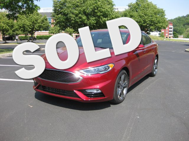 2017 *Sale Pending* Ford Fusion Sport Conshohocken, Pennsylvania
