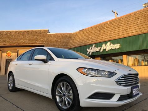 2017 Ford Fusion SE in Dickinson, ND