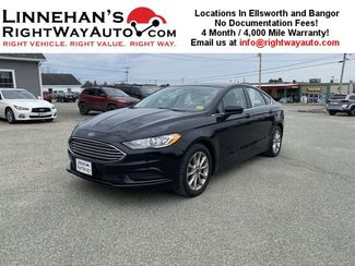 2017 Ford Fusion SE in Bangor, ME 04401