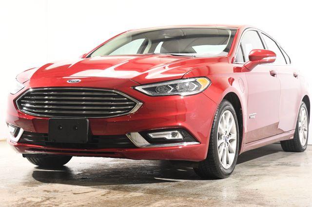 2017 Ford Fusion Energi SE w/ Navigation & Heated Seats