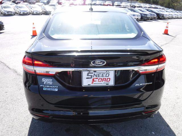2017 Ford Fusion Energi Platinum in Gower Missouri, 64454