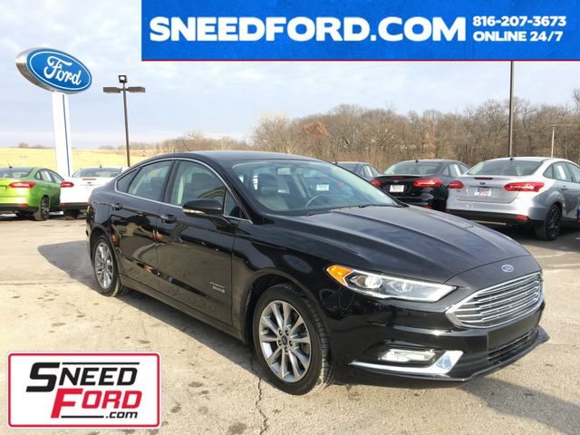 2017 Ford Fusion Energi SE in Gower Missouri, 64454