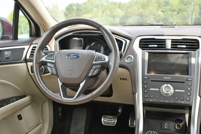 2017 Ford Fusion Energi Platinum Naugatuck, Connecticut 14