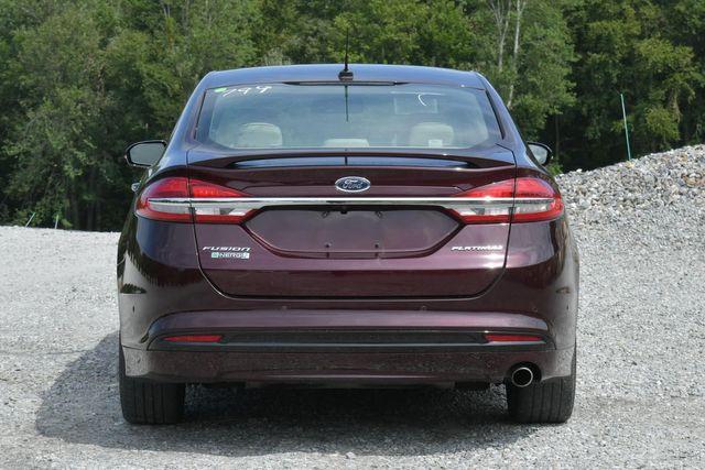 2017 Ford Fusion Energi Platinum Naugatuck, Connecticut 3