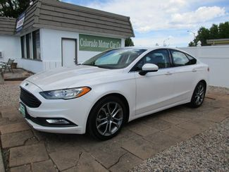 2017 Ford Fusion SE in Fort Collins, CO 80524