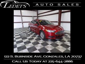 2017 Ford Fusion S - Ledet's Auto Sales Gonzales_state_zip in Gonzales
