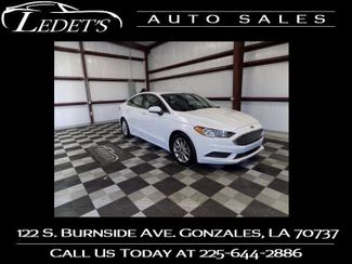 2017 Ford Fusion SE - Ledet's Auto Sales Gonzales_state_zip in Gonzales