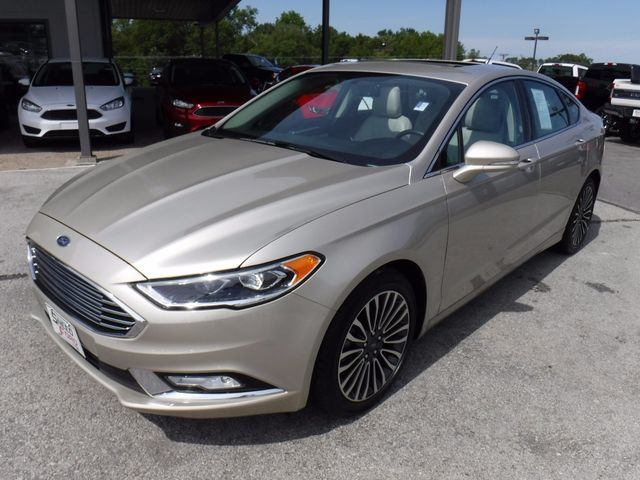 2017 Ford Fusion Titanium in Gower Missouri, 64454