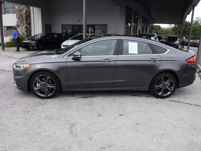 2017 Ford Fusion Sport in Gower Missouri, 64454