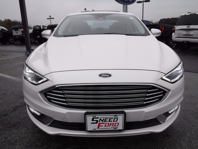 2017 Ford Fusion Titanium AWD in Gower Missouri, 64454