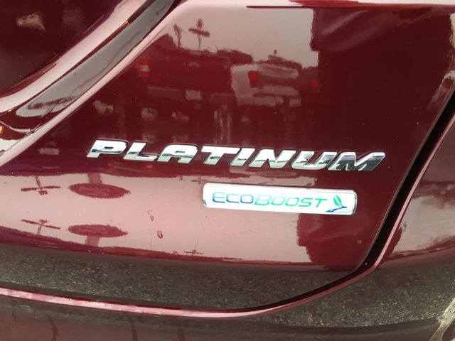 2017 Ford Fusion Platinum in Gower Missouri, 64454