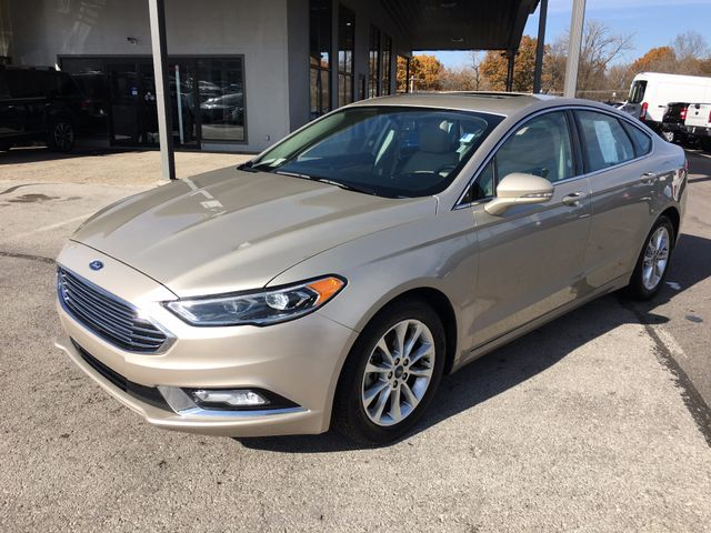 2017 Ford Fusion SE in Gower Missouri, 64454
