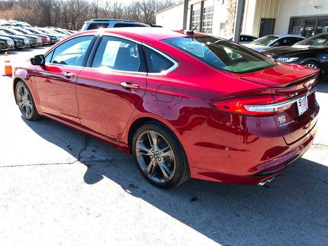 2017 Ford Fusion Sport AWD in Gower Missouri, 64454