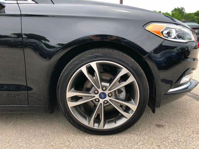 2017 Ford Fusion Titanium AWD in Gower Missouri, 64454