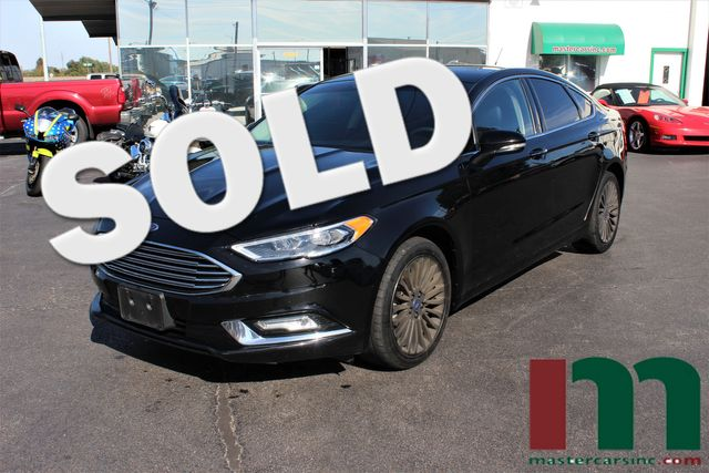 2017 Ford Fusion SE   Granite City, Illinois   MasterCars Company Inc. in Granite City Illinois