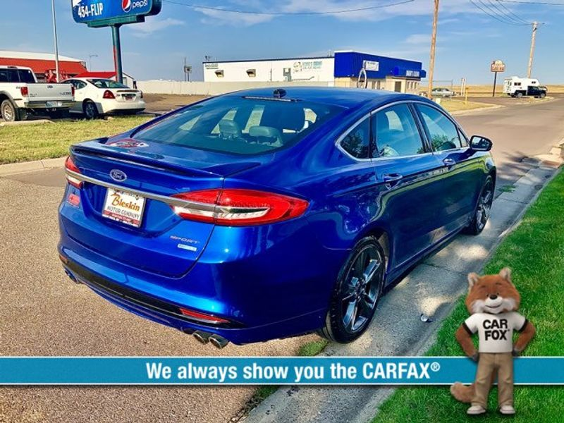 2017 Ford Fusion Sport  city MT  Bleskin Motor Company   in Great Falls, MT