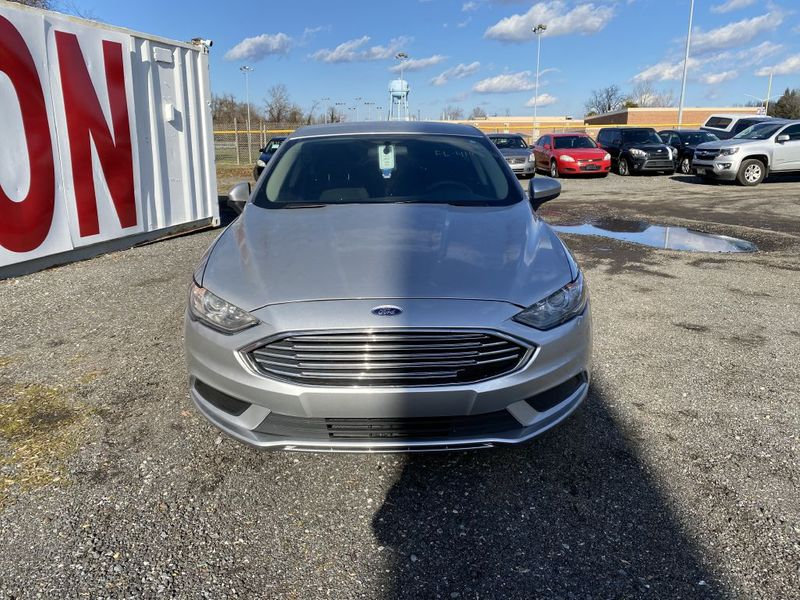 2017 Ford Fusion SE  city MD  South County Public Auto Auction  in Harwood, MD