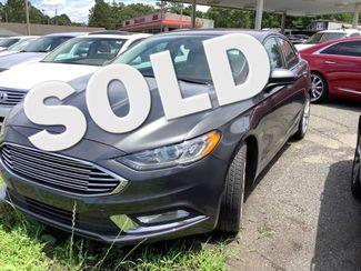 2017 Ford Fusion SE - John Gibson Auto Sales Hot Springs in Hot Springs Arkansas