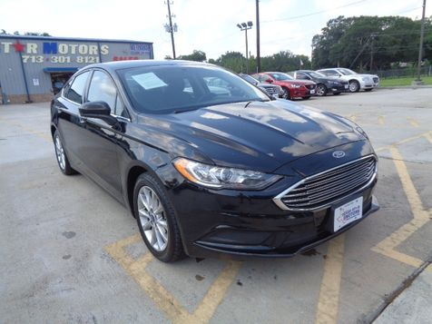2017 Ford Fusion SE in Houston