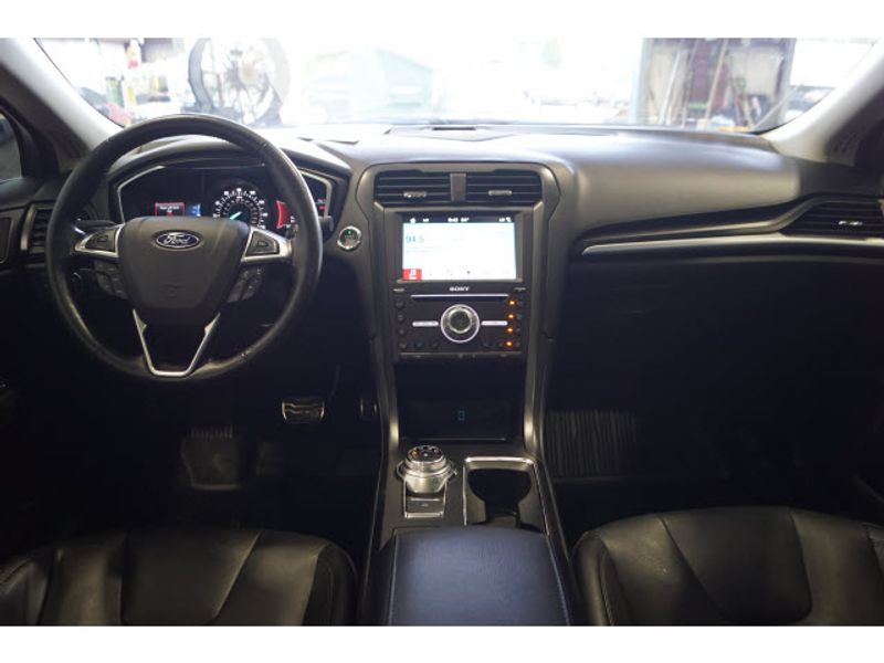 2017 Ford Fusion Titanium  city Texas  Vista Cars and Trucks  in Houston, Texas