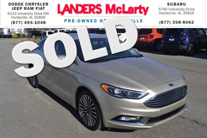 2017 Ford Fusion Titanium | Huntsville, Alabama | Landers Mclarty DCJ & Subaru in Huntsville Alabama