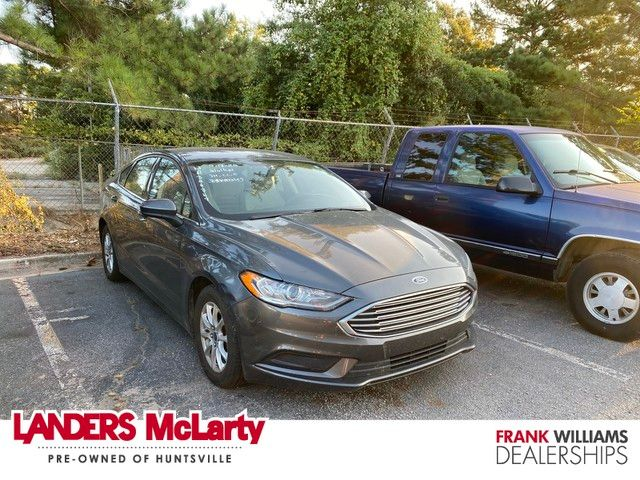 2017 Ford Fusion S | Huntsville, Alabama | Landers Mclarty DCJ & Subaru in  Alabama
