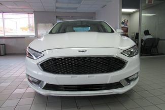 2017 Ford Fusion Hybrid titanium W/ BACK UP CAM Chicago, Illinois 1