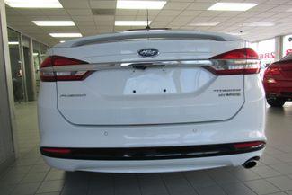 2017 Ford Fusion Hybrid titanium W/ BACK UP CAM Chicago, Illinois 5