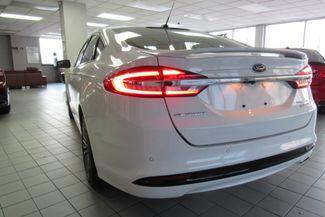 2017 Ford Fusion Hybrid titanium W/ BACK UP CAM Chicago, Illinois 4
