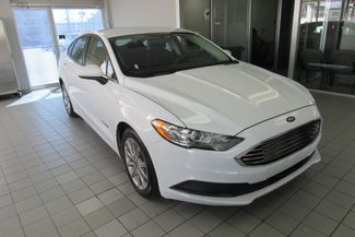 2017 Ford Fusion Hybrid SE W/ BACK UP CAM Chicago, Illinois 2