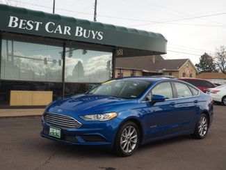 2017 Ford Fusion Hybrid SE in Englewood, CO 80113