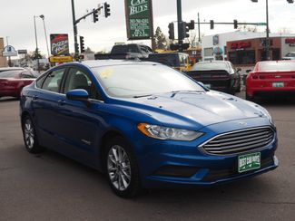 2017 Ford Fusion Hybrid SE Englewood, CO 2