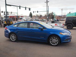 2017 Ford Fusion Hybrid SE Englewood, CO 3