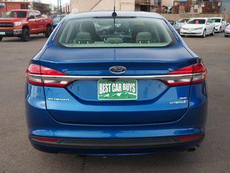 2017 Ford Fusion Hybrid SE Englewood, CO 6