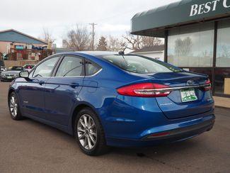 2017 Ford Fusion Hybrid SE Englewood, CO 7