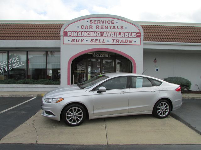 2017 Ford Fusion Hybrid SE *SOLD