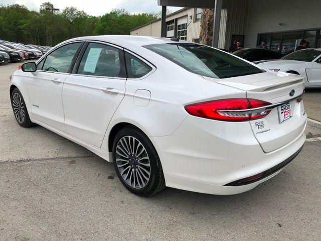 2017 Ford Fusion Hybrid Titanium in Gower Missouri, 64454