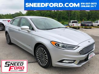 2017 Ford Fusion Hybrid Titanium in Gower Missouri, 64454