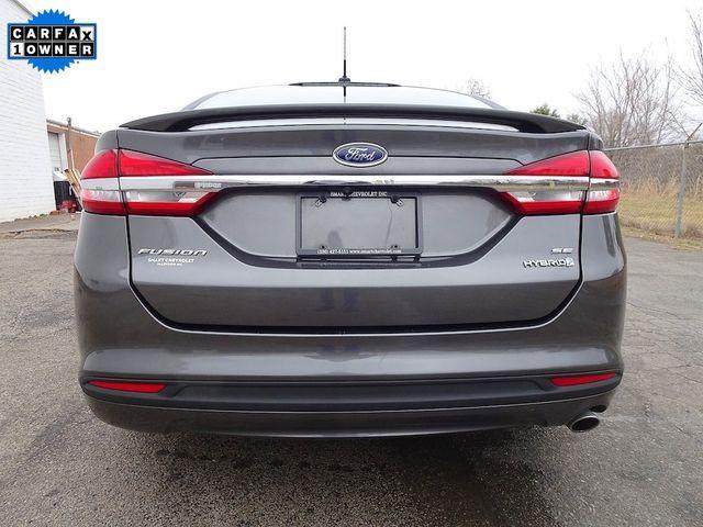 2017 Ford Fusion Hybrid SE Madison, NC 3