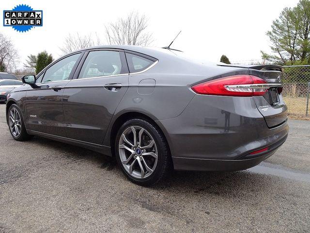 2017 Ford Fusion Hybrid SE Madison, NC 4