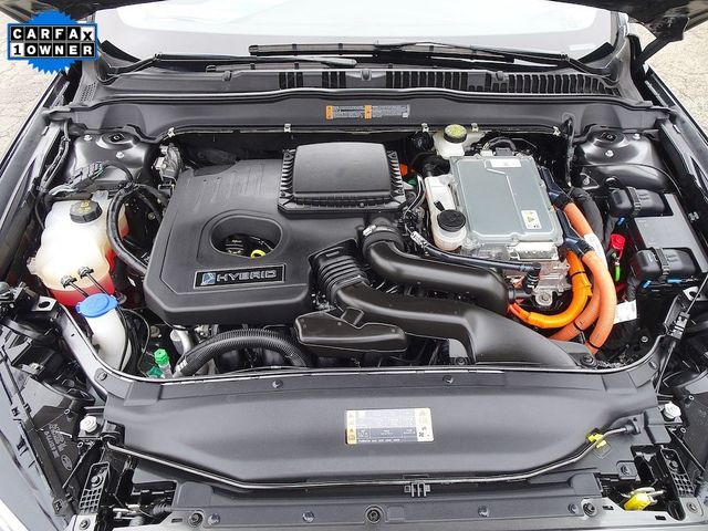 2017 Ford Fusion Hybrid SE Madison, NC 45