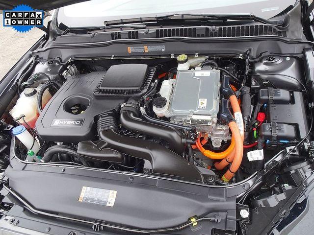 2017 Ford Fusion Hybrid SE Madison, NC 47