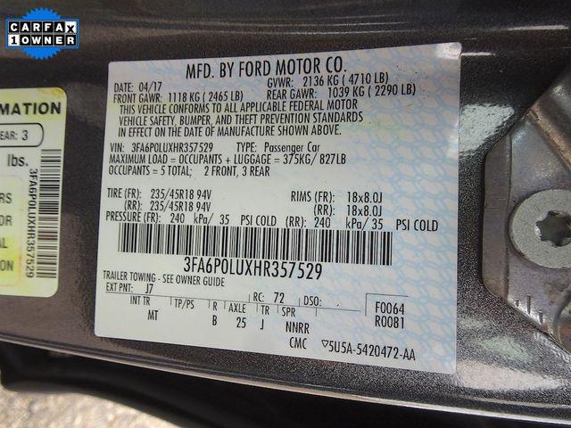 2017 Ford Fusion Hybrid SE Madison, NC 51