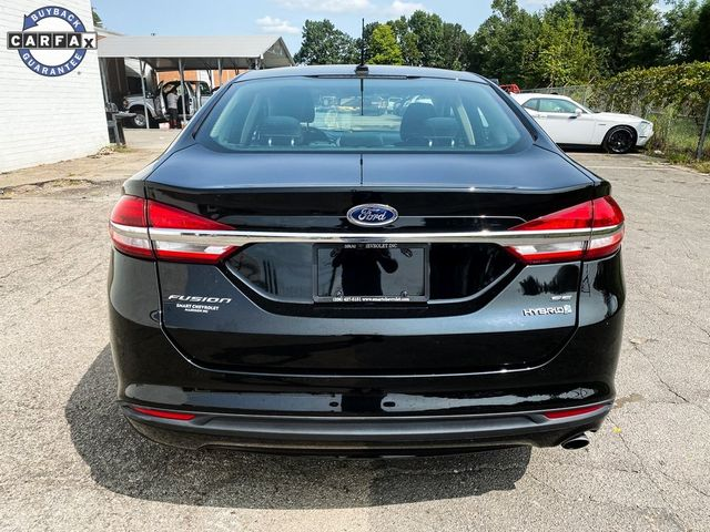 2017 Ford Fusion Hybrid SE Madison, NC 2
