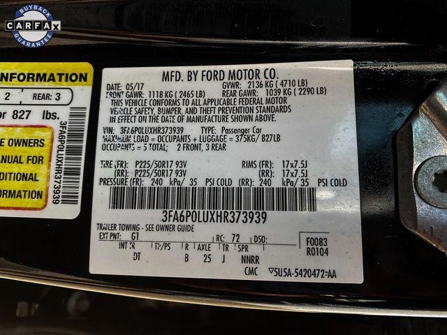 2017 Ford Fusion Hybrid SE Madison, NC 38