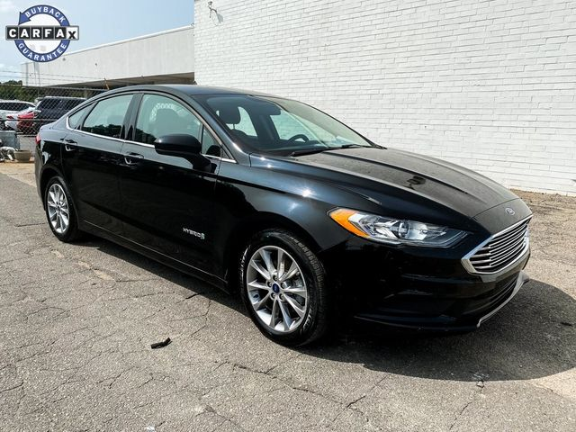 2017 Ford Fusion Hybrid SE Madison, NC 7